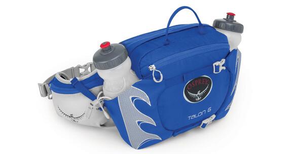 Osprey Talon 6 Lumbar - Système d'hydratation - bleu